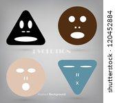 evolution | Shutterstock .eps vector #120452884
