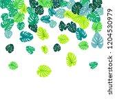 sea green tropical jungle...   Shutterstock .eps vector #1204530979