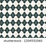 ottoman mosque vector seamless... | Shutterstock .eps vector #1204531060