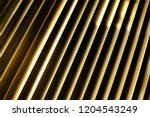 fragment of high tech blinds  ...   Shutterstock . vector #1204543249