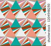 vibrant abstract background... | Shutterstock .eps vector #1204548250