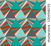 vibrant abstract background... | Shutterstock .eps vector #1204548253