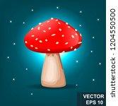 a game. mushroom. cartoon...