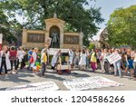 berlin  germany   july 13  2018 ... | Shutterstock . vector #1204586266