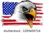 Vector Illustation American...