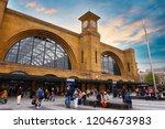 london  uk   may 12 2018  king... | Shutterstock . vector #1204673983