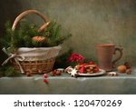 Christmas Still Life With...