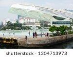 rio de janeiro  brazil  ... | Shutterstock . vector #1204713973