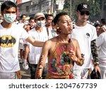 phuket  thailand   october 8... | Shutterstock . vector #1204767739