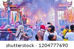 phuket  thailand   october 14 ... | Shutterstock . vector #1204777690