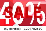 special sale banner  poster... | Shutterstock .eps vector #1204782610