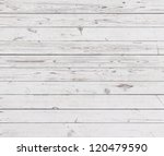 High Resolution White Wood...