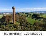 hopetoun monument  haddington ... | Shutterstock . vector #1204863706