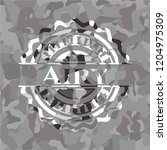 airy on grey camouflage texture   Shutterstock .eps vector #1204975309