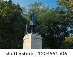 berlin  germany  august 2018 ... | Shutterstock . vector #1204991506