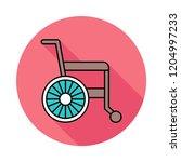 wheelchair   disability  ...   Shutterstock .eps vector #1204997233