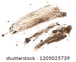 wet mud  stains texture... | Shutterstock . vector #1205025739