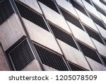 architecture abstract of europe | Shutterstock . vector #1205078509