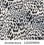 leopard fabric textile | Shutterstock . vector #120509890