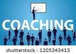 vector illustration. business... | Shutterstock .eps vector #1205243413