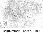 texture of black scratches ...   Shutterstock . vector #1205278480