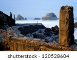 Ruin Of Sutro Baths  At Might ...