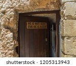 The Garden Tomb  Entrance To...