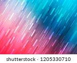 dark blue  red vector cover... | Shutterstock .eps vector #1205330710