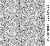black and white vector abstract ... | Shutterstock .eps vector #120534718