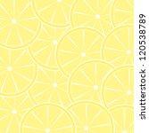 lemon fruit abstract background ... | Shutterstock .eps vector #120538789