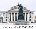 munich  germany   january  27...   Shutterstock . vector #1205411233