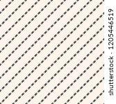 vector minimalist geometric... | Shutterstock .eps vector #1205446519