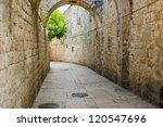 Via Dolorosa  Jerusalem  Israel