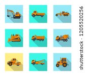 vector illustration of build...   Shutterstock .eps vector #1205520256