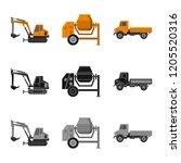 vector illustration of build...   Shutterstock .eps vector #1205520316