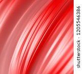 color substance. oil paint... | Shutterstock . vector #1205546386