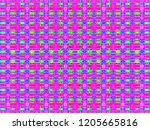 abstract texture   colorful... | Shutterstock . vector #1205665816