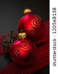 christmas decoration | Shutterstock . vector #120568138