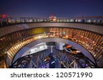osaka   november 24  the... | Shutterstock . vector #120571990