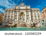 wide angle view of the famous... | Shutterstock . vector #120585259