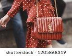 september 30  2018  paris ... | Shutterstock . vector #1205868319