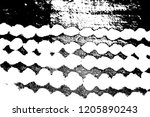 abstract background. monochrome ... | Shutterstock . vector #1205890243