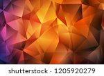 dark red vector texture in...   Shutterstock .eps vector #1205920279