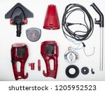 vacuum cleaner  vacuum cleaner... | Shutterstock . vector #1205952523