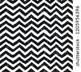 seamless zig zag stripped... | Shutterstock .eps vector #1205956396