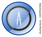 instrument tool precision... | Shutterstock .eps vector #1205962306