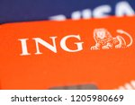 london  uk   october 18  2018   ...   Shutterstock . vector #1205980669