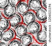 seamless background pattern ...   Shutterstock .eps vector #1206021196