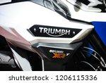 birmingham  october 2017...   Shutterstock . vector #1206115336