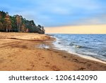 coast of the gulf of finland.... | Shutterstock . vector #1206142090